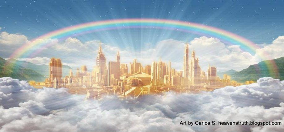 How Self-Divinity Can Bring Heaven to Earth, 'Channeling' Yourself as a Divine Being, Living from Your Heart's Wisdom Instead of Outsourcing it to a Guru or God. The New Pentecost, Salvation of the World, and Symbols of Holy Spirit, Garden of Eden, End Times Interpreted