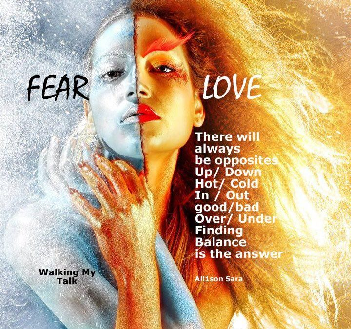 Why We Need Fear to Live in Love: Destigmatizing Fear in Spirituality and Psychological Health